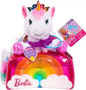Barbie-Kiss-and-Care-Unicorn-Doctor on sale