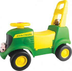 NEW-John-Deere-Activity-Tractor-with-Sounds on sale
