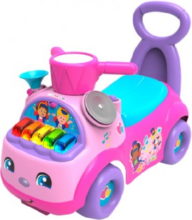 Fisher-Price-Music-Maker-Ride-On-Pink on sale
