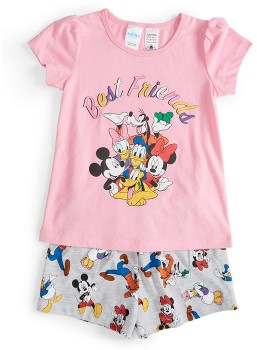 Disney-Girls-Mickey-Pyjama-Set on sale