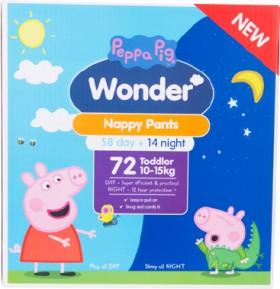 Wonder-Peppa-Pig-Jumbo-Nappy-Pants on sale