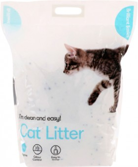 Brilliant-Basics-Crystal-Cat-Litter-6kg on sale