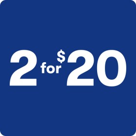 2-for-20-DVDs on sale