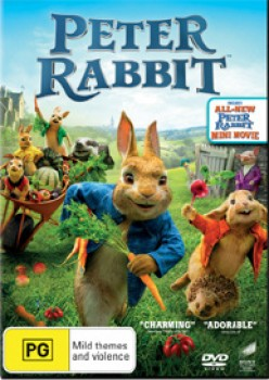 Peter-Rabbit-DVD on sale