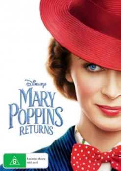 Mary-Poppins-Returns-DVD on sale