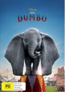 Dumbo-Live-Action-DVD on sale