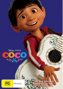 Disney-Pixar-Coco-DVD on sale