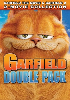 Garfield-Double-Pack-2-Movie-Collection-DVD on sale