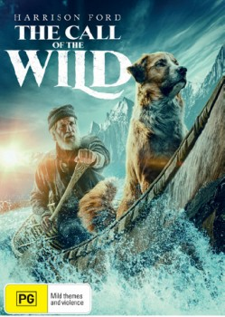 NEW-The-Call-of-The-Wild-DVD on sale