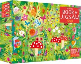 NEW-Usborne-Book-and-Jigsaw-Bugs on sale