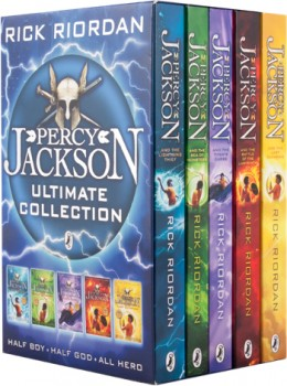 Percy-Jackson-Ultimate-Collection on sale
