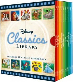 NEW-Disney-Classics-Library-Box-Set on sale