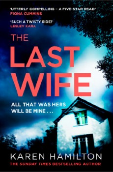 NEW-The-Last-Wife on sale