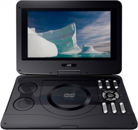 JVC-10.1-Inch-Portable-DVD-Player on sale