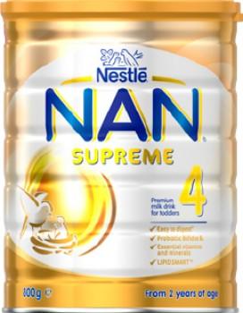 Nestl-NAN-Supreme-Stage-4-Formula-800g on sale