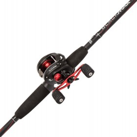 Abu-Garcia-Black-Max-Baitcast-Combo on sale