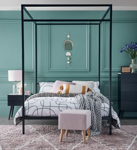 NEW-Toulon-Queen-Bed on sale