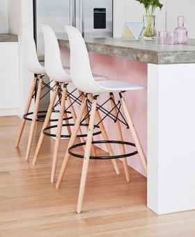 Replica-Eames-Bar-Stools on sale