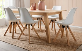 NEW-Sejs-6-Seater-Dining-Table on sale