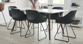 Stockholm-7-Piece-Dining-Set-with-Arden-Chairs on sale
