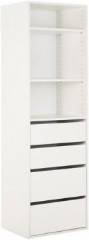 Tailor-3-Shelf-4-Drawer-Unit on sale