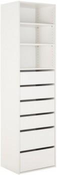 Tailor-3-Shelf-6-Drawer-Unit on sale