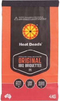 Heat-Beads-BBQ-Briquettes-Fuel-4kg on sale