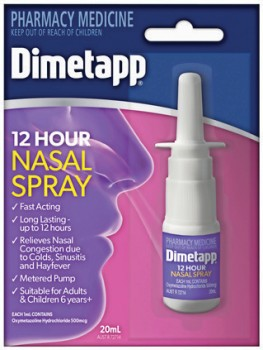 Dimetapp-12-Hour-Nasal-Spray-20mL on sale