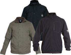 Quiksilver-Waterman-Jackets on sale