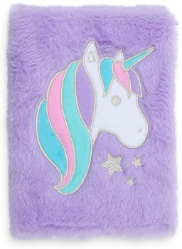 Paperchase-A5-Squishy-Unicorn-Notebook on sale