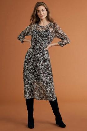 Capture-Tulle-Midi-Dress on sale