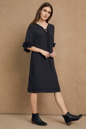 Grace-Hill-Fancy-Sleeve-Shift-Dress on sale