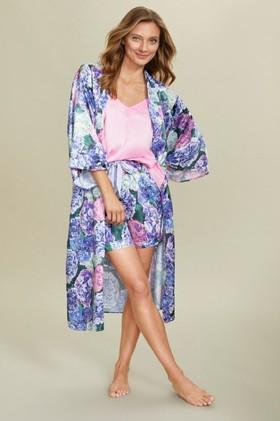 Mia-Lucce-Satin-Midi-Robe on sale