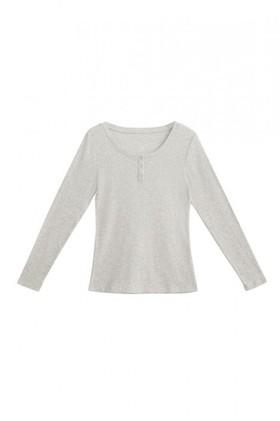 Mia-Lucce-Long-Sleeve-Henley on sale