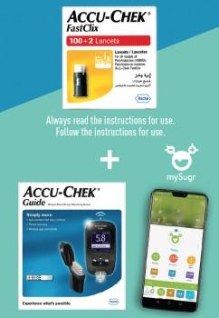 Accu-Chek-Fastclix-102-Lancets on sale