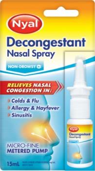 Nyal-Decongestant-Nasal-Spray-15mL on sale