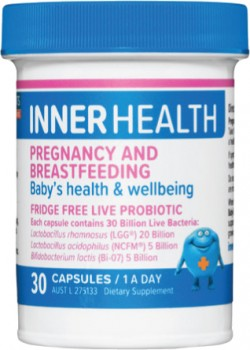 Inner-Health-Pregnancy-and-Breastfeeding-30-Capsules on sale