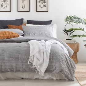 Reese-Grey-Quilt-Cover-Set-by-Essentials on sale