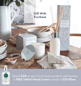Circa-Home on sale