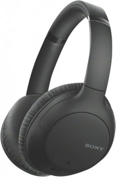 Sony-Noise-Cancelling-Wireless-Headphones-Black on sale