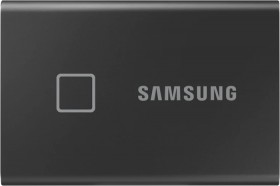 Samsung-Portable-SSD-T7-Touch-1TB-Black on sale