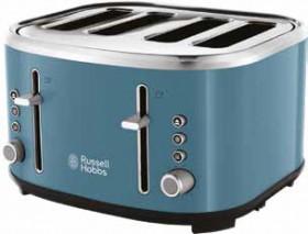 Russell-Hobbs-Legacy-4-Slice-Toaster-Turquoise on sale