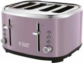 Russell-Hobbs-Legacy-4-Slice-Toaster-Elderberry on sale