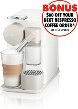 Nespresso-DeLonghi-Lattissima-One-Capsule-Machine on sale