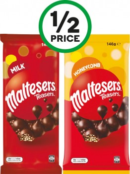 Mars-Maltesers-Blocks-146g on sale
