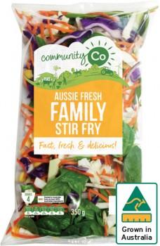 Community-Co-Family-Favourite-Stir-Fry-350g on sale