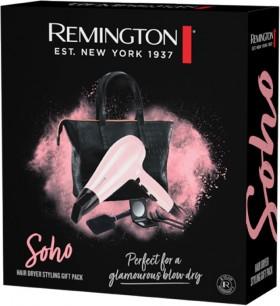Remington-Soho-Hair-Dryer-Gift-Pack on sale