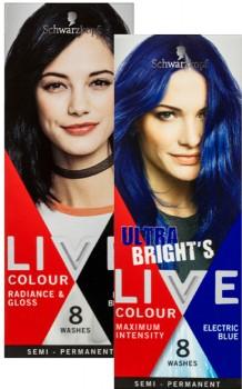 Schwarzkopf-Live-Colour on sale