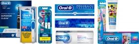 12-Price-on-Oral-B-Range on sale