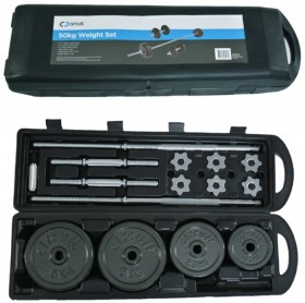 Circuit-50kg-Weight-Set on sale
